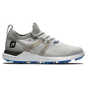 FootJoy Hyperflex 2021 Golf Shoes - Grey/Blue