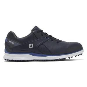 FootJoy Mens Pro SL 2021 Golf Shoe - Navy/Lt Blue