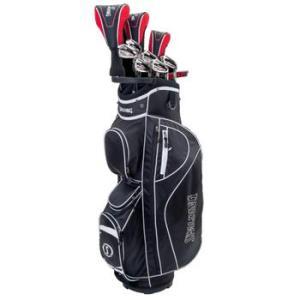 Spalding SX35 Mens Golf Package Set - Steel/Graphite