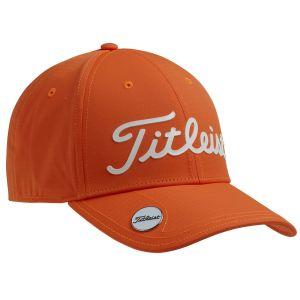 Titleist Performance Ball Marker Adjustable Golf Cap