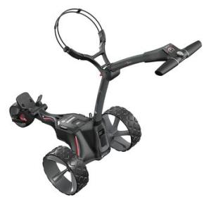 Motocaddy M1 DHC Graphite Electric Golf Trolley 2021 - Ultra Lithium