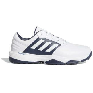 adidas 360 BOUNCE SL Golf Shoes - White/Navy/GREY 2