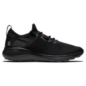 FootJoy Flex XP 2021 Spikeless Golf Shoes - Black