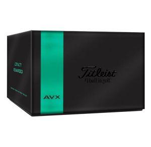 Titleist AVX 4 Dozen Promo Pack - White