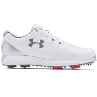 Under Armour HOVR Drive Golf Shoes - White