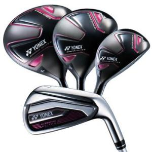 Yonex Ezone Elite 2 Ladies Golf Package Set - Graphite