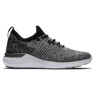 FootJoy Womens Flex XP 2021 Spikeless Golf Shoes - Charcoal