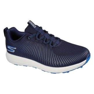 Skechers Mens MAX BOLT Golf Shoes - NAVY/BLUE
