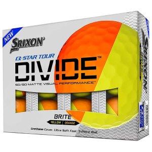 Srixon Q-STAR Divide Tour Golf Balls