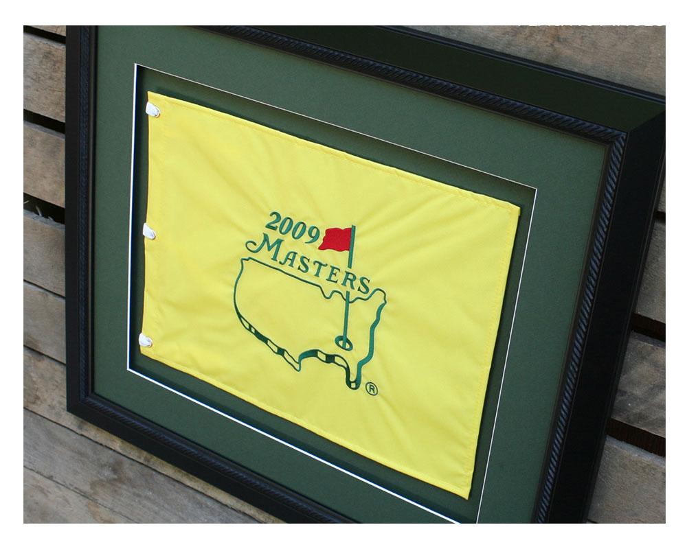 20 215 24 Black Frame To Hold 13 215 17 Golf Flag Moulding Blk