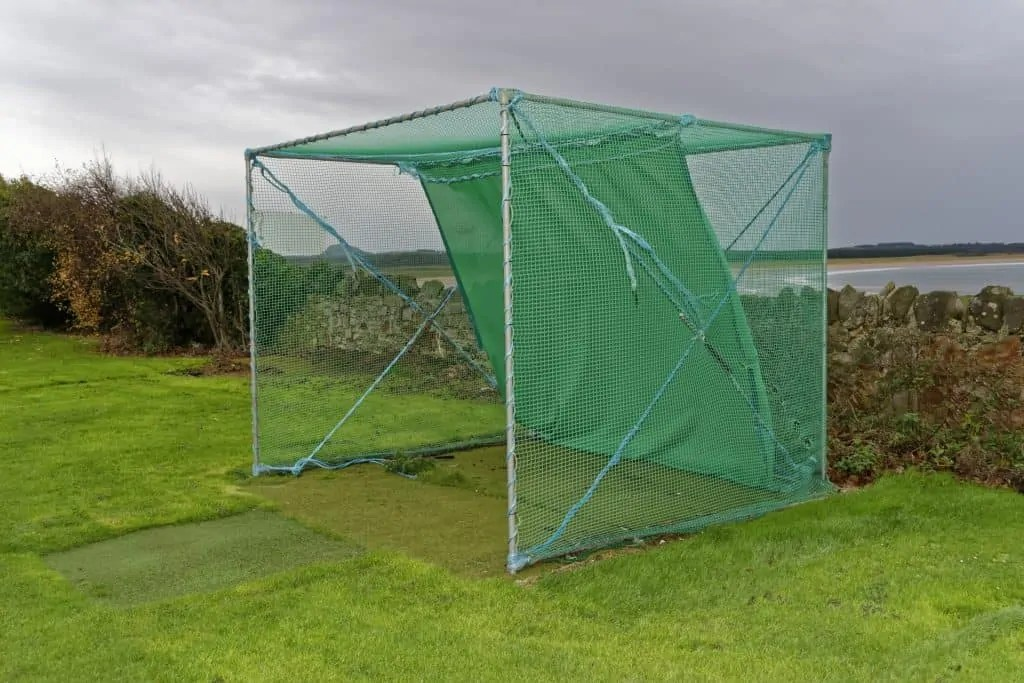 best driving range net for home