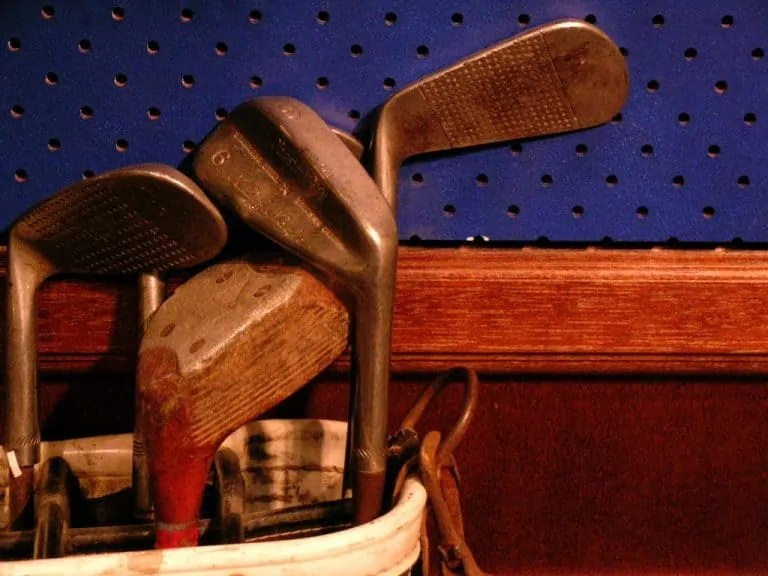 should you buy used golf clubs