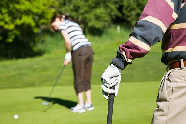 Different Types of Golf Swings