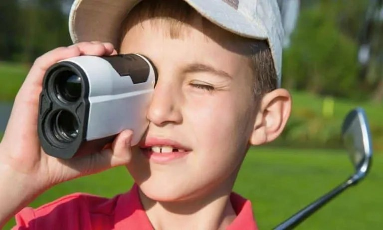golf rangefinders uses