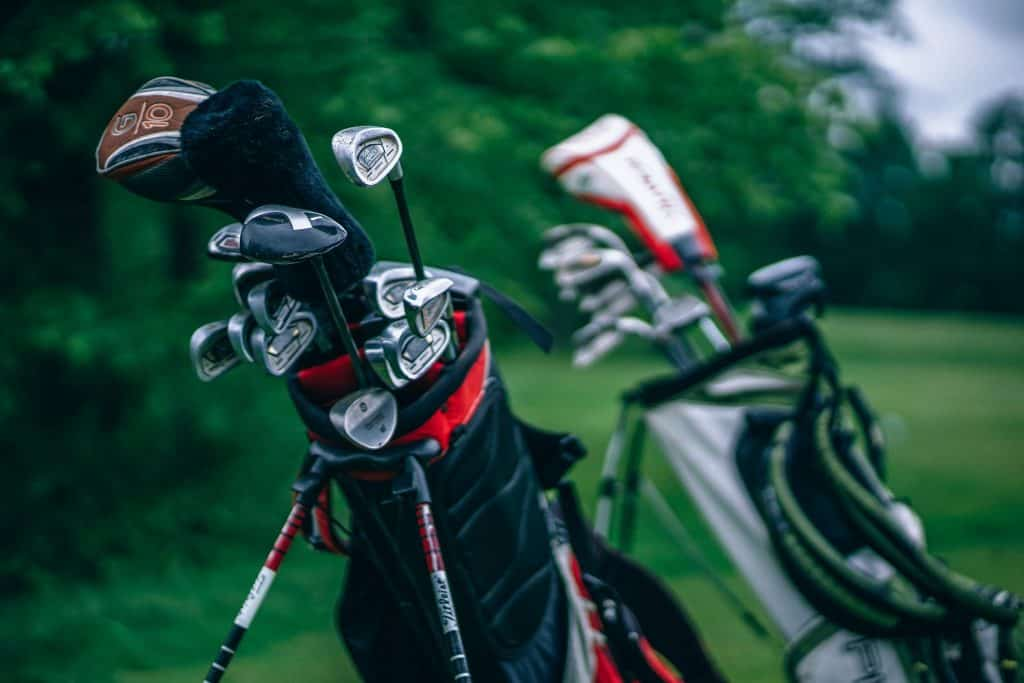 bags for golf clubs