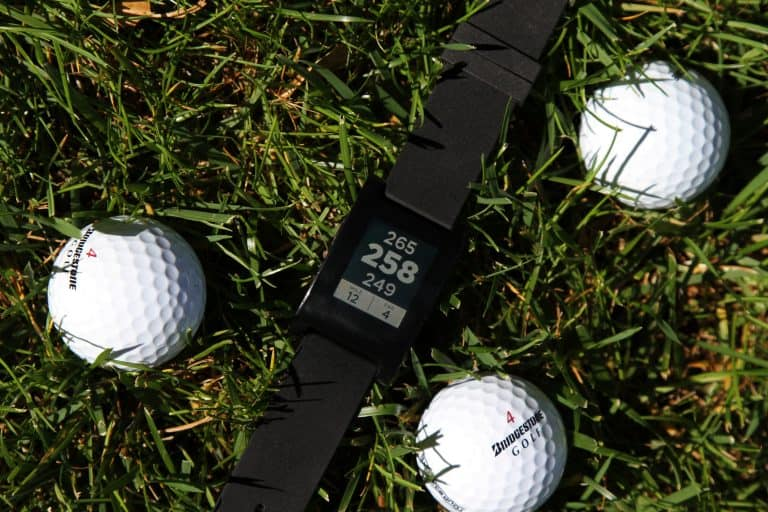 gps watch for golf