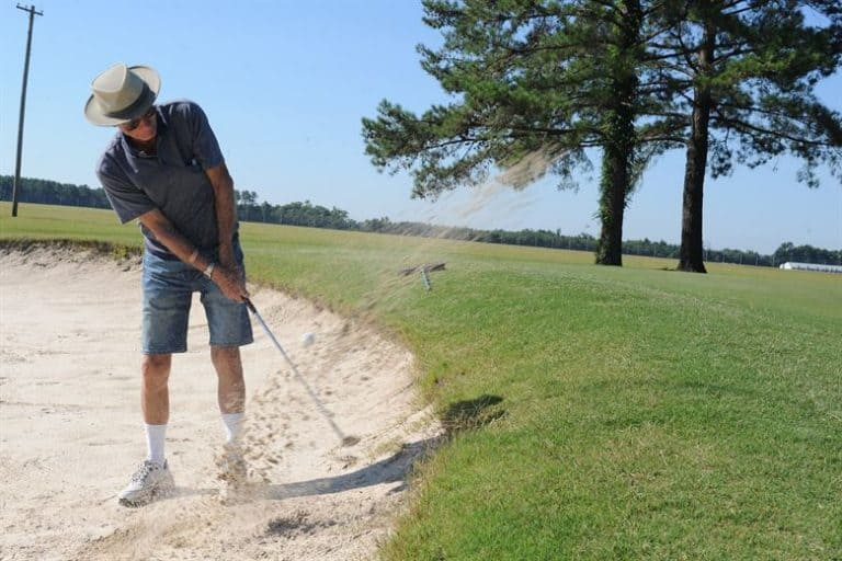 best sand wedge for bunkers