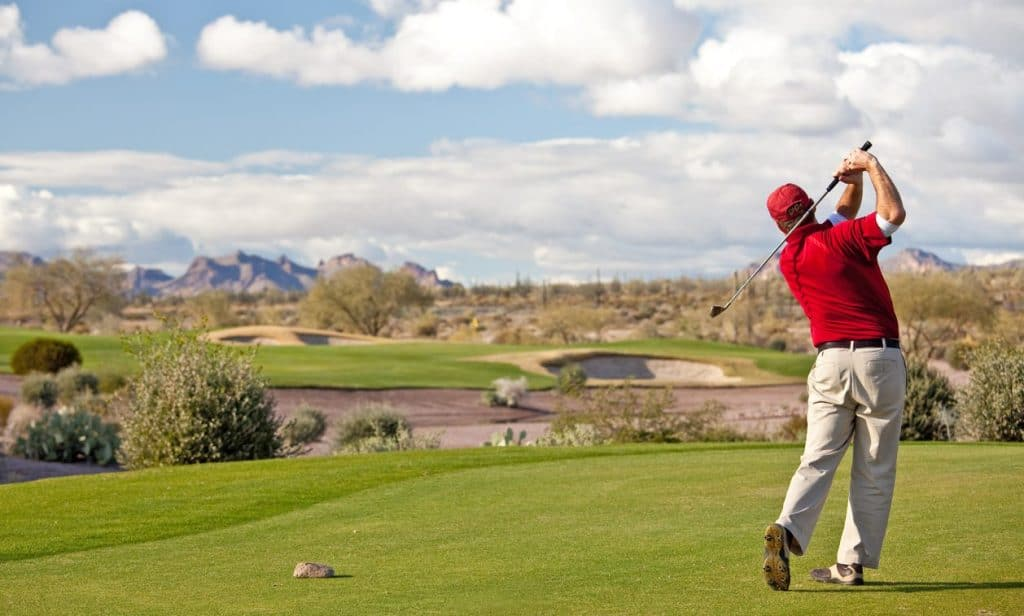 How to Improve Your Golf Swing at Home During the Off-Season