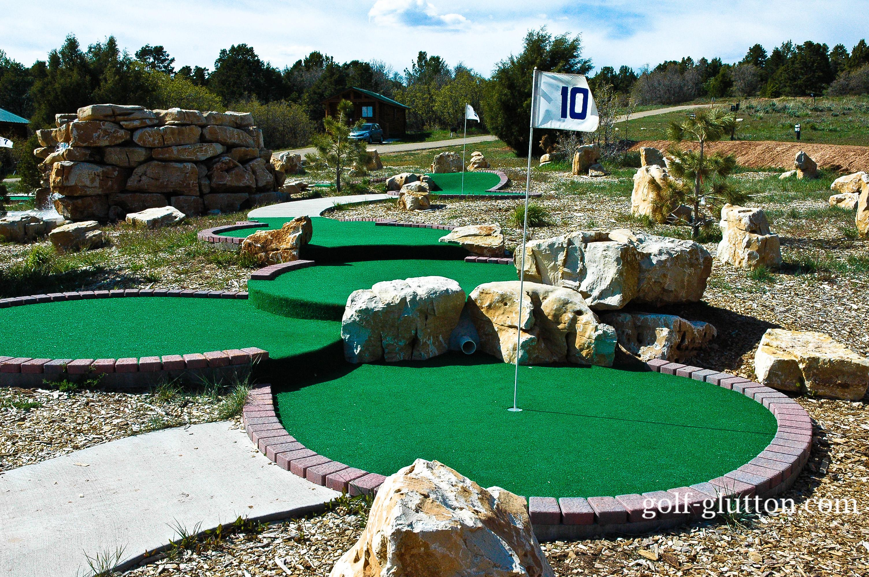 Mini Golf Courses Near Me