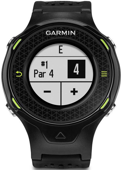 garmin approach s4 digital scorecard