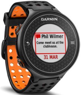 garmin approach s6 smart notifications