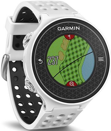 garmin approach s6 touch targeting