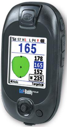 GolfBuddy Tour GPS Rangefinder review