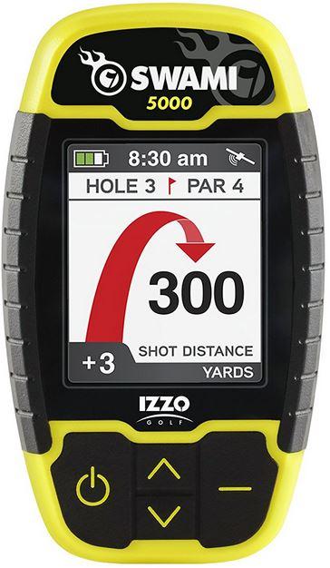 izzo swami 5000 shot distance measurement