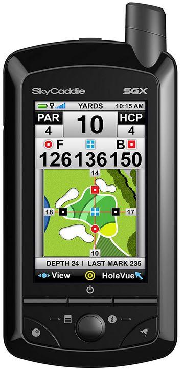 Skycaddie Sgx Golf Gps Review