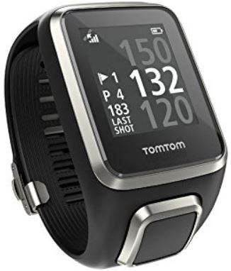 tomtom golfer 2 golf gps watch
