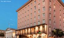Mills House Hotel - Downtown Charleston Golf Holidays