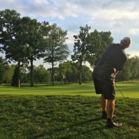 How to Put Backspin on Your Chip Shots