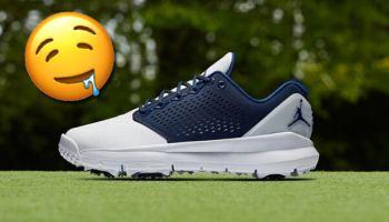 c5c449bd424f Nike Launches New Air Jordan Golf Shoe