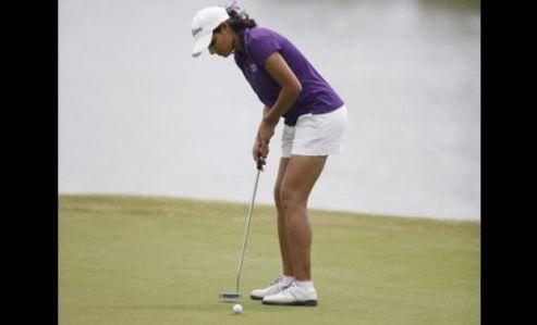 India's Top Women Golfing Pros