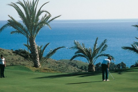 Golf Course in Costa Del Sol