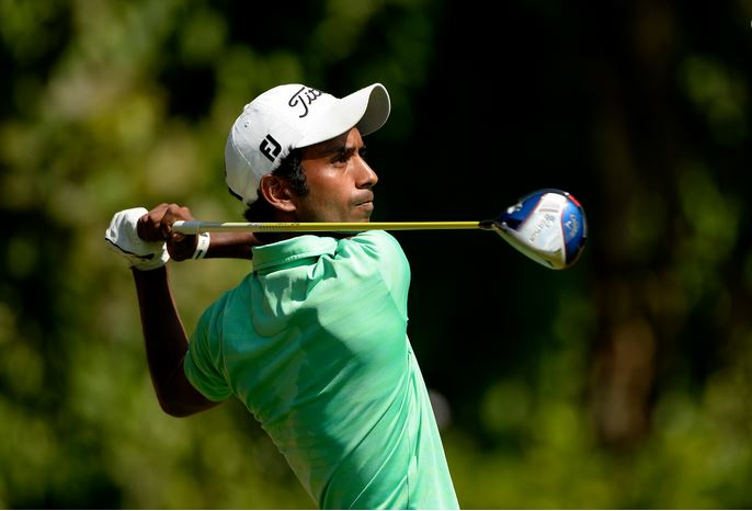Rashid Khan won the Chiangmai Golf Classic
