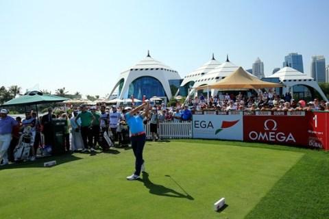 Rory McIlroy won the Dubai Desert Classic in commanding style