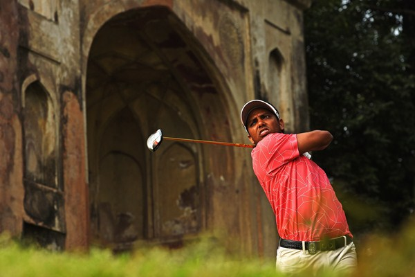 SSP Chowrasia leads the Hero Indian Open after the first round