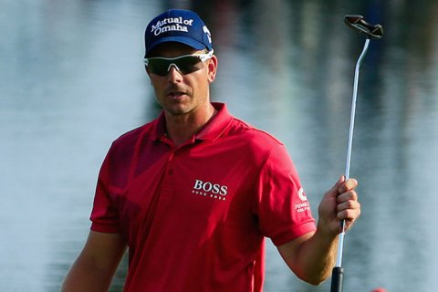 Henrik Stenson enjoys a two shot cushion heading into the final round of the Arnold Palmer Invitational