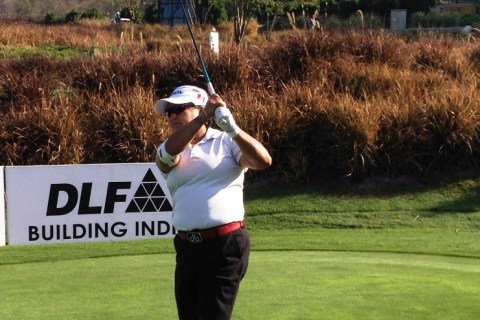India's veteran golfer Simi Mehra holds her ground on domestic golf tour in India