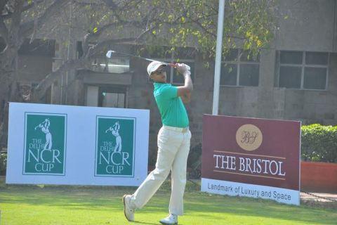 Viraj Madappa shoots 64 at the Delhi Golf Club