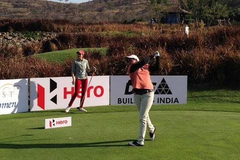 Amandeep Drall has been a revelation in her rookie season on the Hero Women's Pro Golf Tour
