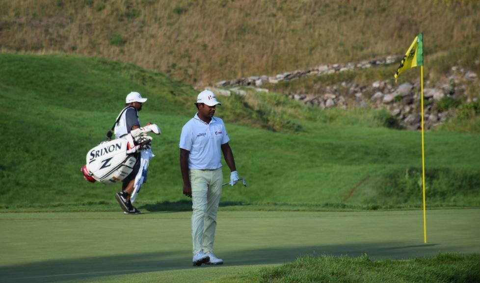 Anirban Lahiri finishes T5 at the PGA Championship