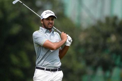 Khalin Joshi shot 73 on Friday in the Taifong Open