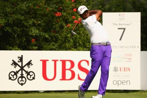 Anirban Lahiri is reaping the rewards of his consistency at the Hong Kong Open