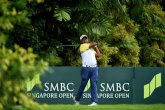 Rahil Gangjee was the best Indian golfer on the first day of the Singapore Open