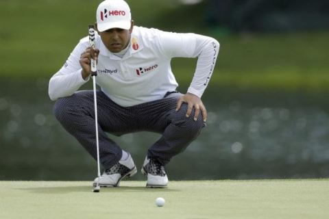 Anirban Lahiri will hope to find some consistency on the PGA TOUR