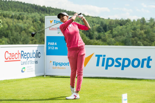 Aditi Ashok is showing increasing comfort in dealing with the rigours of the Ladies European Tour