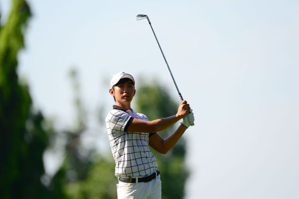 Soomin Lee shot a brilliant 68 on his debut at The Open