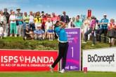Aditi Ashok in the Ladies European Masters